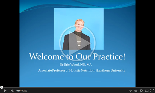 Visionary Health's Welcome Video